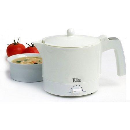 Elite Cuisine EHP-001 32 oz. Hot Pot Kettle