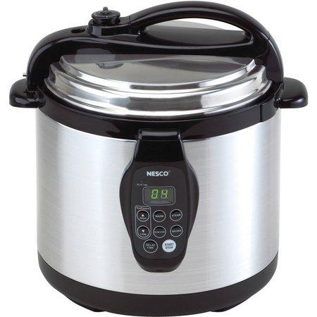 Nesco 6 qt. 3-in-1 Digital Pressure Cooker