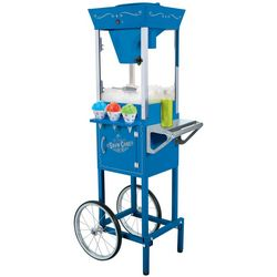 Nostalgia Electrics Old Fashioned Snow Cone Cart