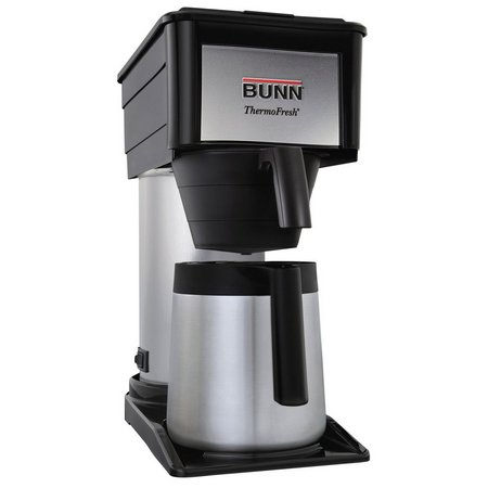 BUNN BT Velocity Brew 10-Cup Coffee Maker