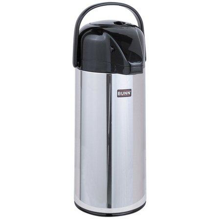 BUNN 2.2 Liter Push-Button Airpot Coffee Dispenser