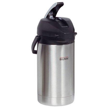 BUNN 32125 2.5 Liter Lever-Action Airpot Dispenser