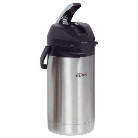 BUNN 32130 3.0 Liter Lever-Action Airpot Dispenser