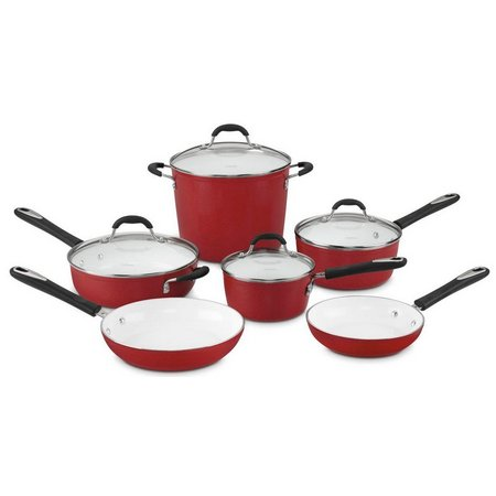 Cuisinart 10-pc. Elements Non-Stick Cookware Set