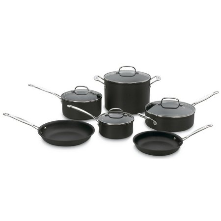 Cuisinart 10-pc. Chefs Classic Cookware Set
