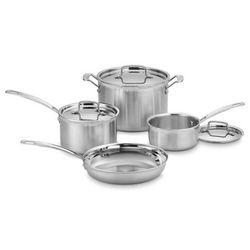 Cuisinart 7-pc. MultiClad Pro Stainless Steel Set