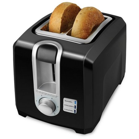 Black & Decker T2569B 2 Slice Black Toaster