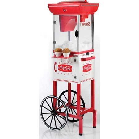 Nostalgia Electrics SCC399COKE Snow Cone Cart