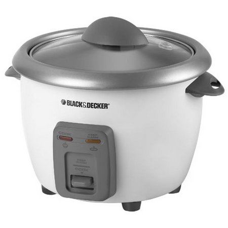 Black & Decker RC3406 6 Cup Rice Cooker