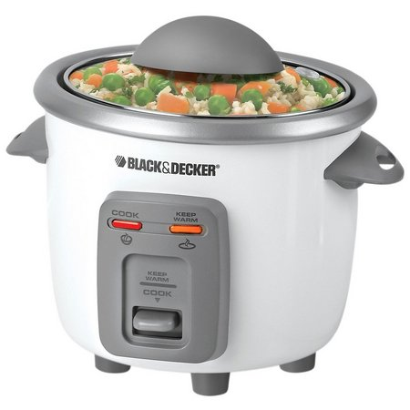 Black & Decker RC3303 3 Cup Rice Cooker