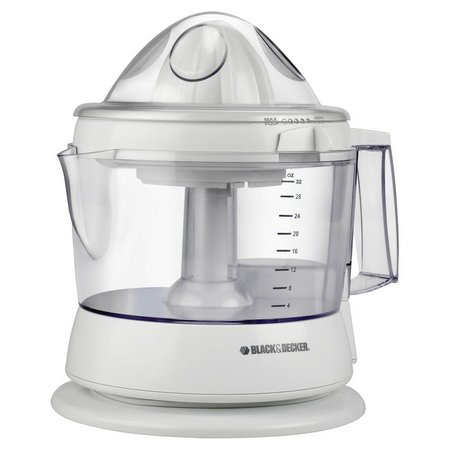 Black & Decker CJ630 Citrus Juicer