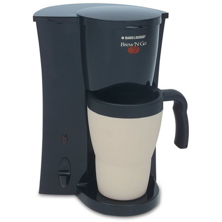Black & Decker DCM18 Brew 'N Go Coffee