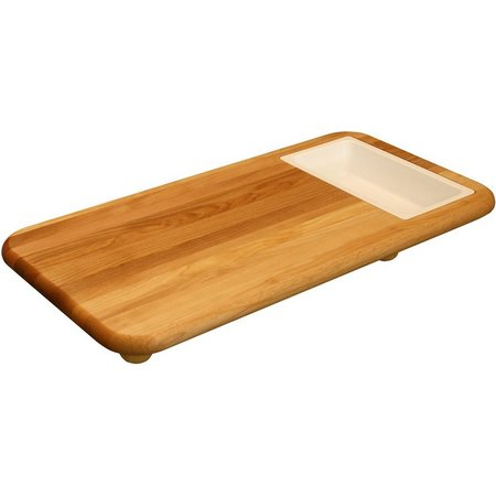 Catskill Cut N Catch Over Sink Cutting Board