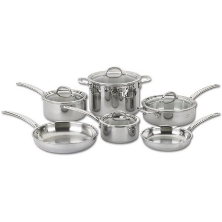 Lenox Tri-Ply 10-pc. Cookware Set