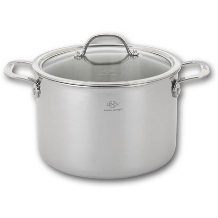 Lenox Tri-Ply 8-qt. Covered Stock Pot
