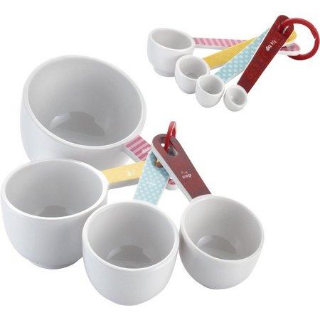 Cake Boss 8-pc. Measuring Cup & Spoon Set