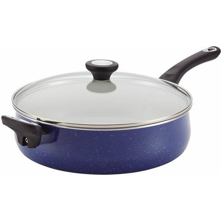 Farberware 5 qt. Speckled Blue Jumbo Cooker