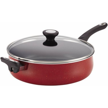 Farberware 5 qt. Speckled Red Jumbo Cooker