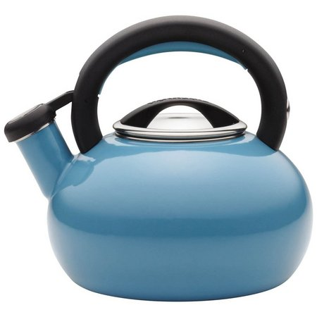 Circulon Sunrise Turquoise 2 qt. Tea Kettle