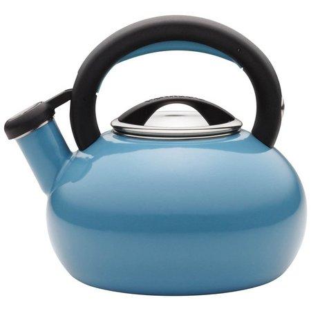 Circulon Sunrise Turquoise 2 qt. Tea Kettle
