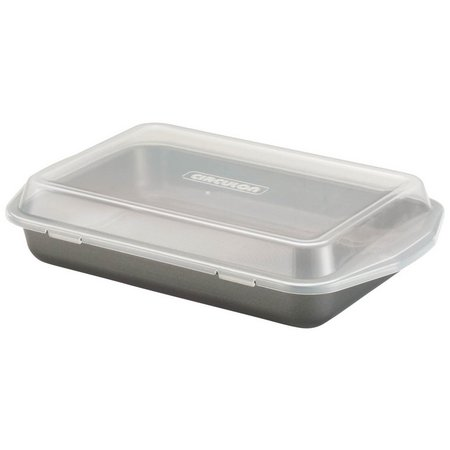 Circulon 9'' x 13'' Cake Pan With Lid