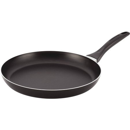 Farberware Black 12'' Nonstick Open Skillet