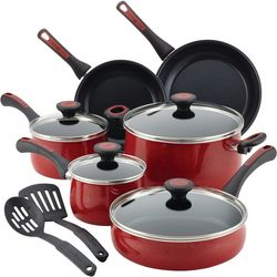 Paula Deen Riverbend 12-pc. Aluminum Cookware Set