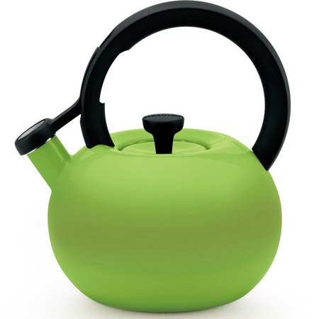 Circulon Circles Kiwi 2 qt. Tea Kettle