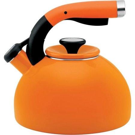 Circulon Morning Bird Mandarin 2 qt. Tea Kettle