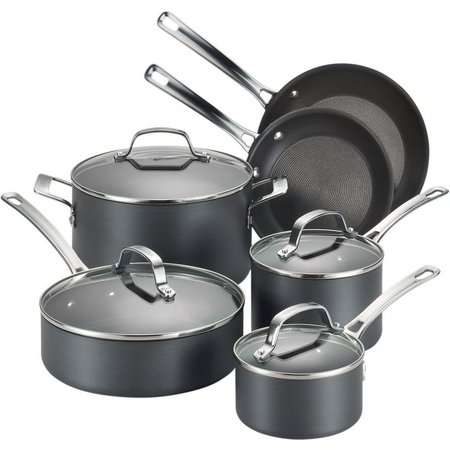Circulon Genesis 10-pc. Nonstick Cookware Set