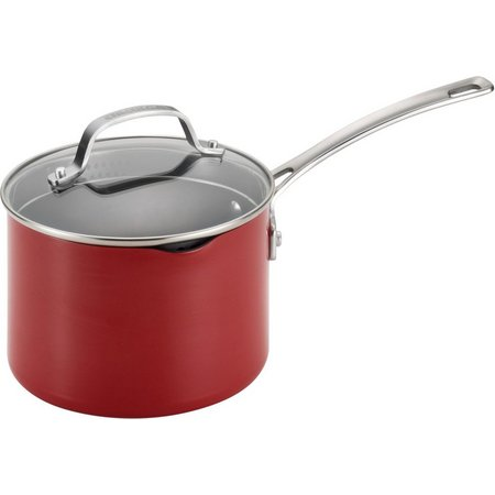 Circulon Genesis 3 qt. Covered Nonstick Saucepan