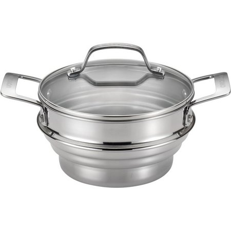 Circulon Universal Covered Steamer