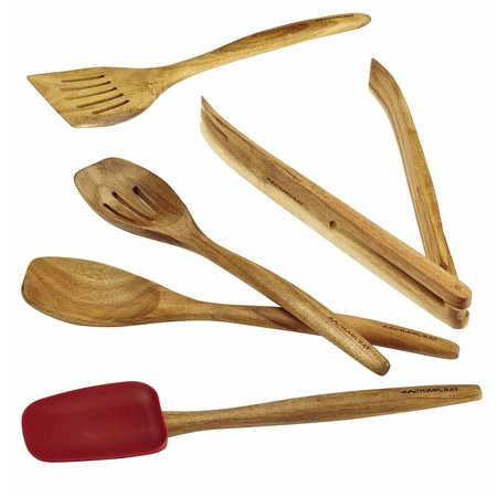 Rachael Ray Cucina 5-pc. Wooden Tool Set