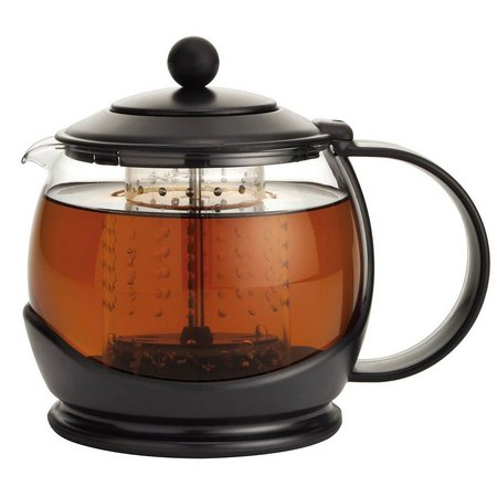 BonJour Prosperity Teapot with Shut-Off Infuser