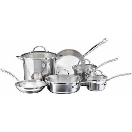 Farberware Millennium Tulip 10-pc. Cookware Set