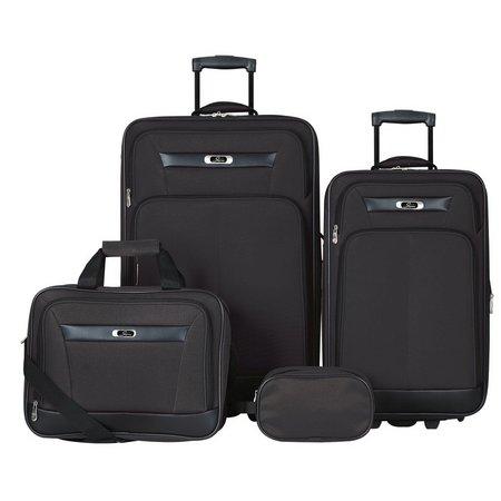 Skyway DeSoto 2.0 4-pc. Luggage Set