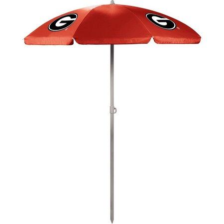 Georgia Bulldogs Portable Umbrella by Picnic Time