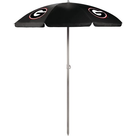Georgia Bulldogs Portable Umbrella by Picnic Time