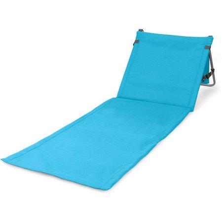 Picnic Time Beachcomber Solid Portable Beach Mat