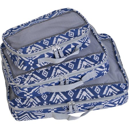 American Flyer Aztec Perfect Packing 3-pc. Set