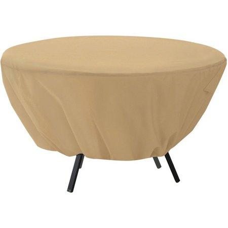 Classic Accessories Terrazzo Round Table Cover