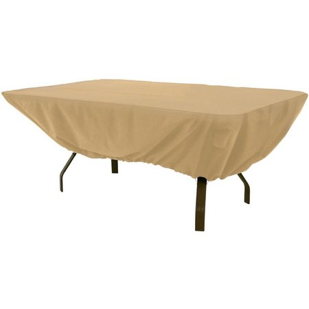 Classic Accessories Terrazzo Rectangle Table Cover