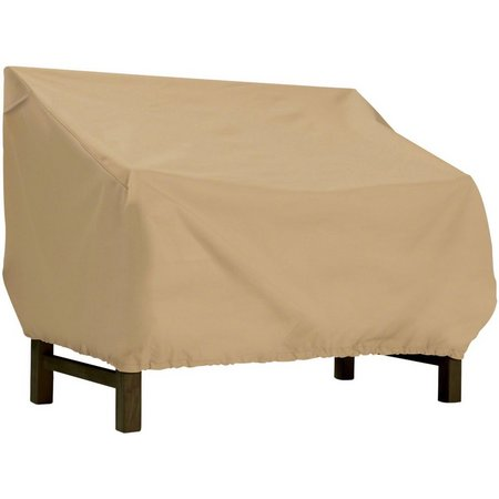 Classic Accessories Terrazzo Bench Loveseat Cover