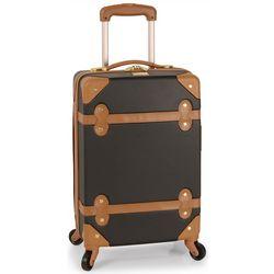 Diane von Furstenburg Adieu Black 18'' Luggage