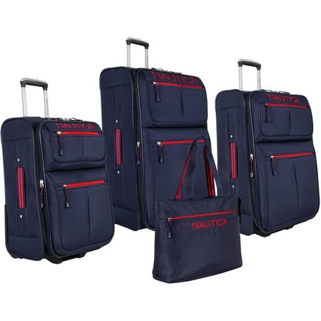 Nautica Maritime 4-pc. Luggage Set