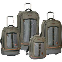 Timberland Jay Peak 4-pc. Luggage Set