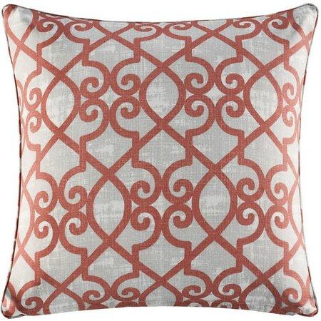 Madison Park Daven 3M Scotchgard Square Pillow