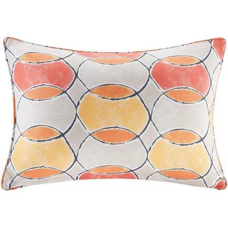 Madison Park Gaviota 3M Scotchgard Oblong Pillow