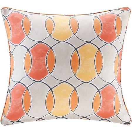 Madison Park Gaviota 3M Scotchgard Square Pillow