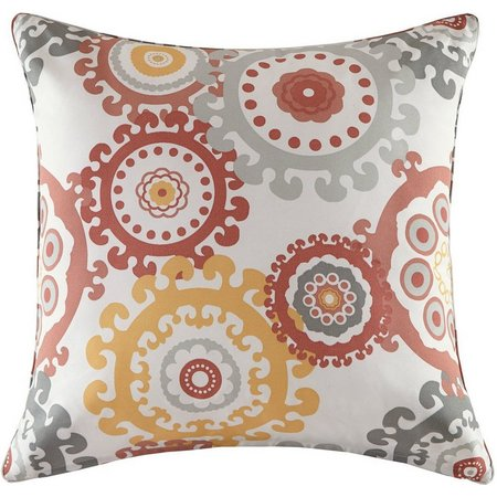 Madison Park Laguna 3M Scotchgard Large Pillow